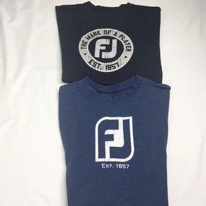 Men's Foot Joy T-Shirt Bundle Medium